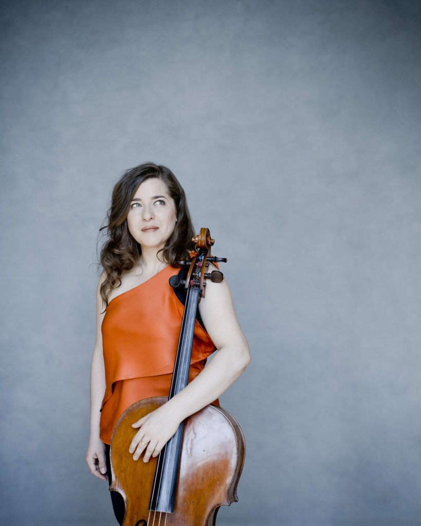 Alisa Weilerstein Photo: Marco Borggreve